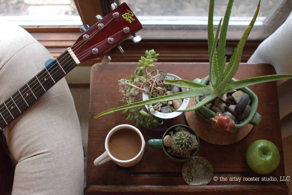 day-15-and-16-two-for-one-succulents-coffee-and-guitars-c-the-artsy-rooster-studio-llc