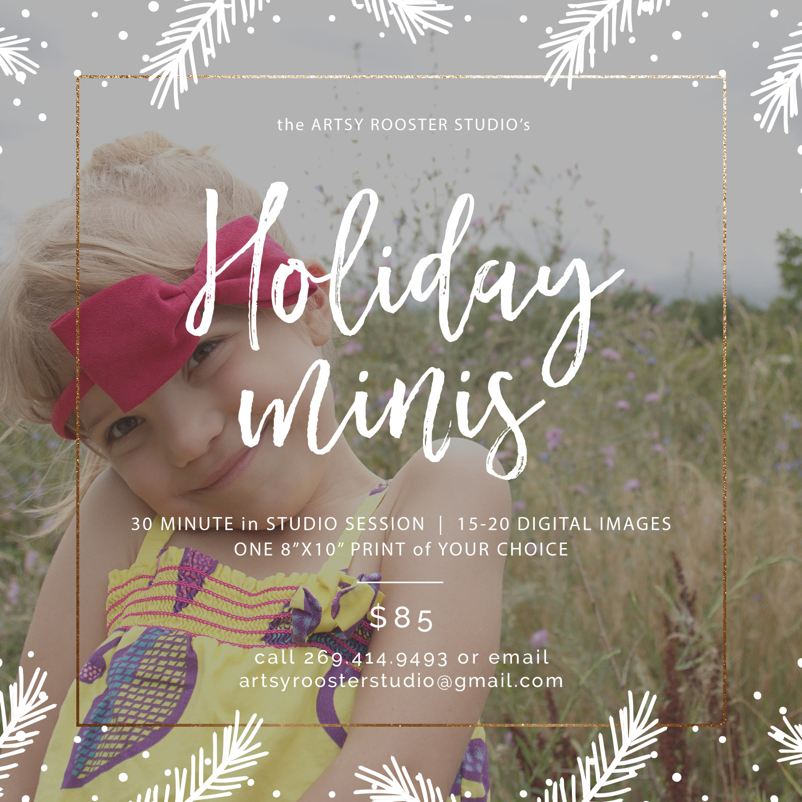 holiday-mini-session-2016-flyer-c-the-artsy-rooster-studio-llc